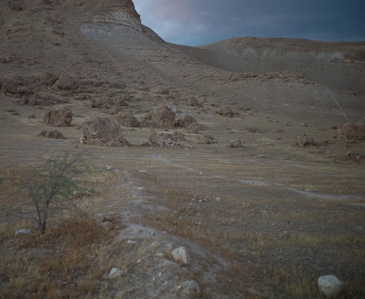 דויד סקורי - צילום נוף במדבר להדפסה ומסגור