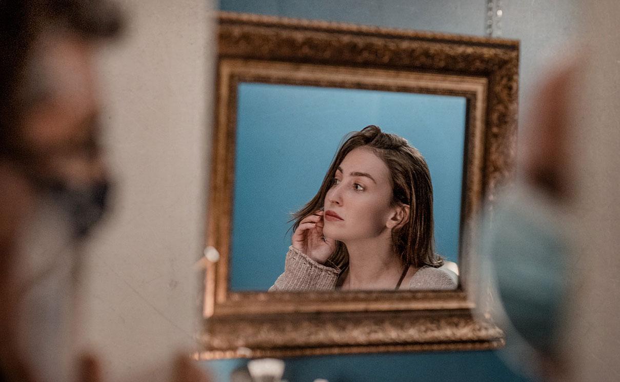 דויד סקורי - צילום פורטרט