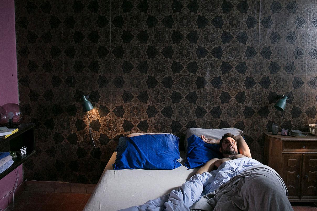 דויד סקורי - צילום של שלומי קוריאן